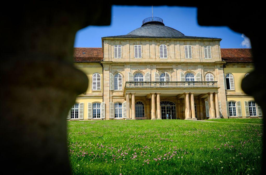 An der  Uni Hohenheim hat Kromholz den zweiten Doktortitel erworben. Foto: Lg/Achim Zweygarth