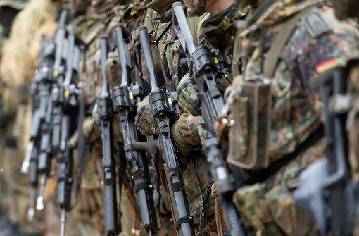 Entscheidung zur Treffsicherheit der Bundeswehr-Waffe