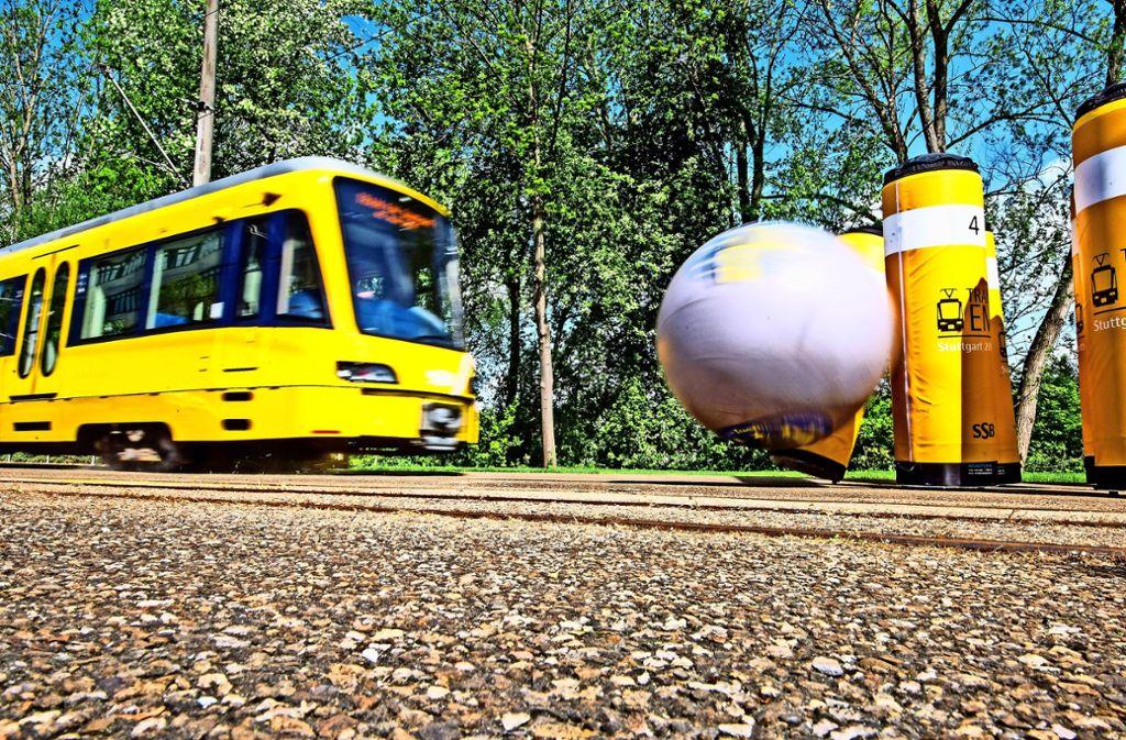 Der öffentliche Personennahverkehr  soll ausgebaut werden. Foto: Lichtgut/Archiv