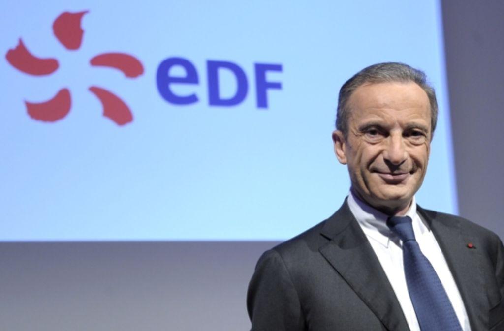 Um die Vernehmung von EdF-Chef Henri Proglio gibt es Unklarheiten. Foto: dpa
