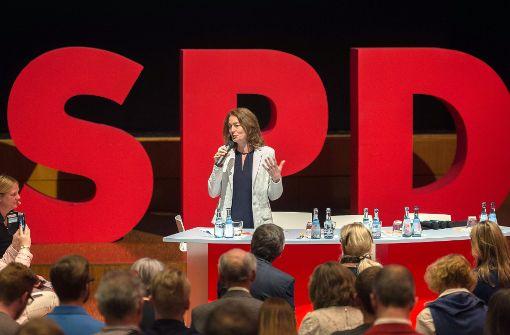 Die Genossen üben Wahlkampf 4.0