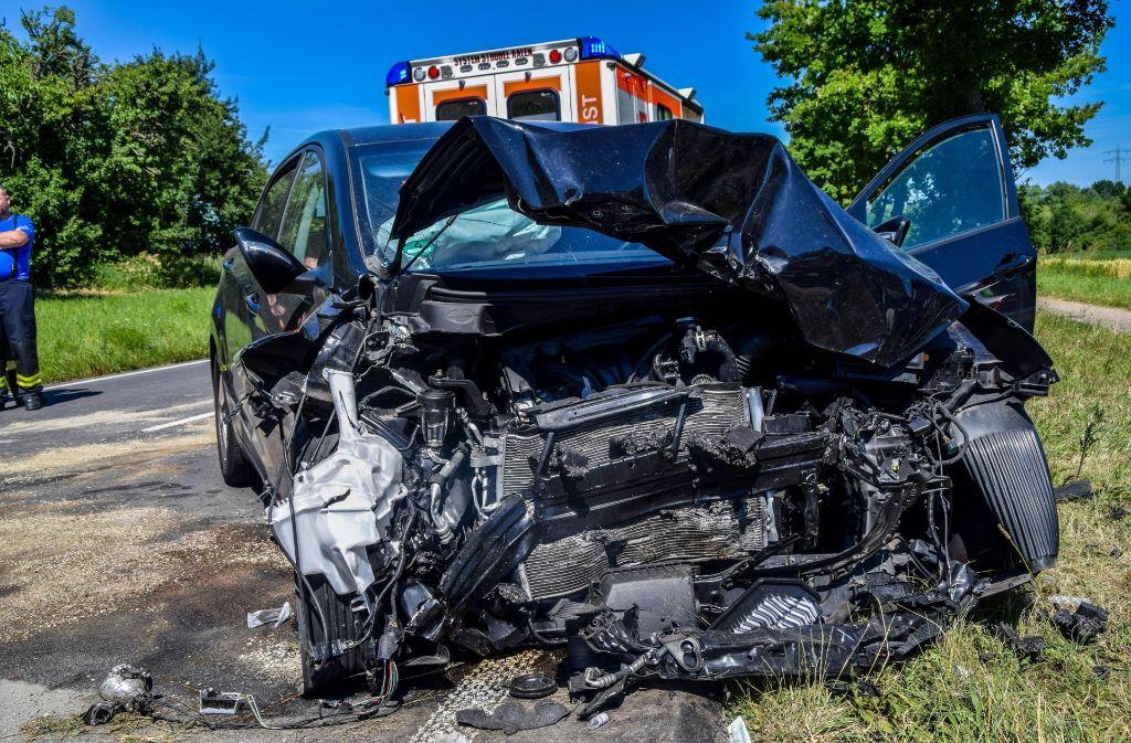 Unfall östringen