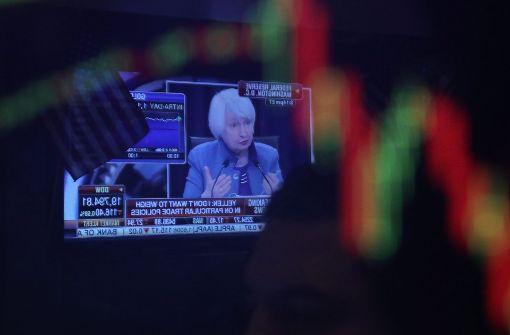 Fed will raus aus den Niedrigzinsen