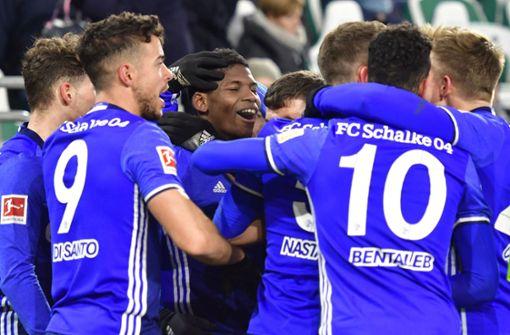 Bittere Wolfsburg-Pleite gegen Schalke