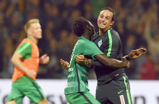 Werder schafft Last-Minute-Sieg