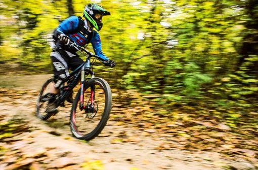 Mountainbiker fordern legales Streckennetz im Wald