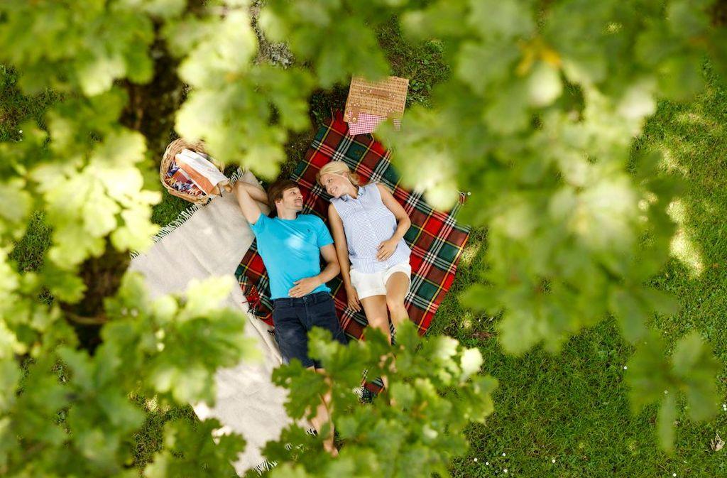 Schlank und fit - Bad Tölz setzt auf gesunde Ernährung aus der Natur.  Foto: Referat für Stadtmarketing, Tourismus- und Wirtschaftsförderung Bad Tölz
