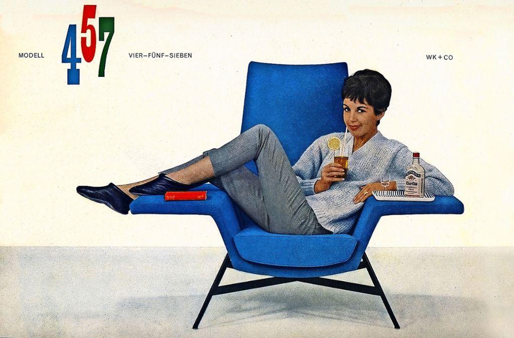 Elegant und praktisch: die Möbel von Walter Knoll und seinen Firmennachfolgern gehören zu den Design-Klassikern. Foto: Walter Knoll