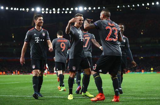 Lewandowski & Co. bescheren Arsenal ein weiteres Debakel