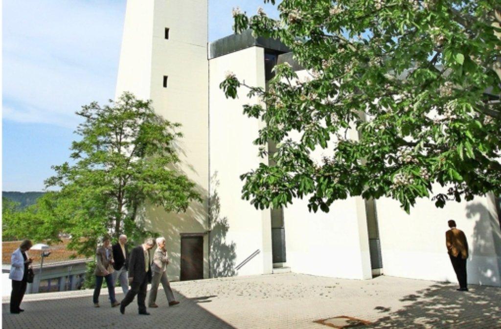 Der Abschlussgottesdienst  vor Ort findet in der Versöhnungskirche statt. Foto: factum /Archiv
