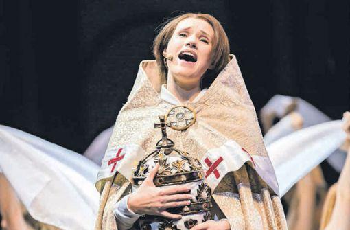 Johanna ist die Päpstin der Herzen