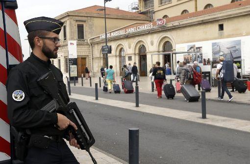 Festnahme von zwei Terrorverdächtigen
