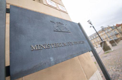 Steuereinnahmen in Baden-Württemberg brechen ein
