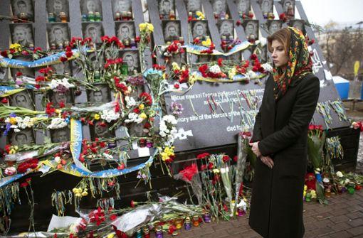 Die Ukraine bleibt zerrissen