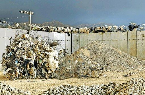 Edmund Clark: Die Berge von Majeed, Bagram Airbase in Foto: Edmund Clark