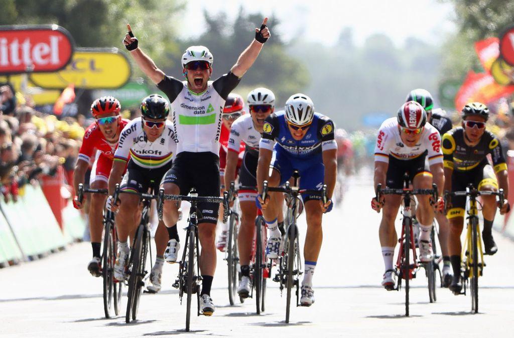 Die Tour de France gilt als das härteste Radrennen der Welt. Foto: Getty Images Europe