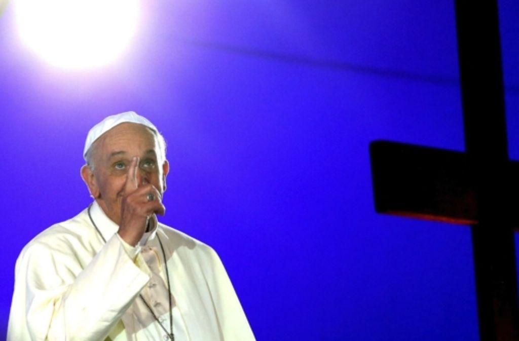In Papst Franziskus ist das oberste Kirchenamt Person geworden. Foto: AP