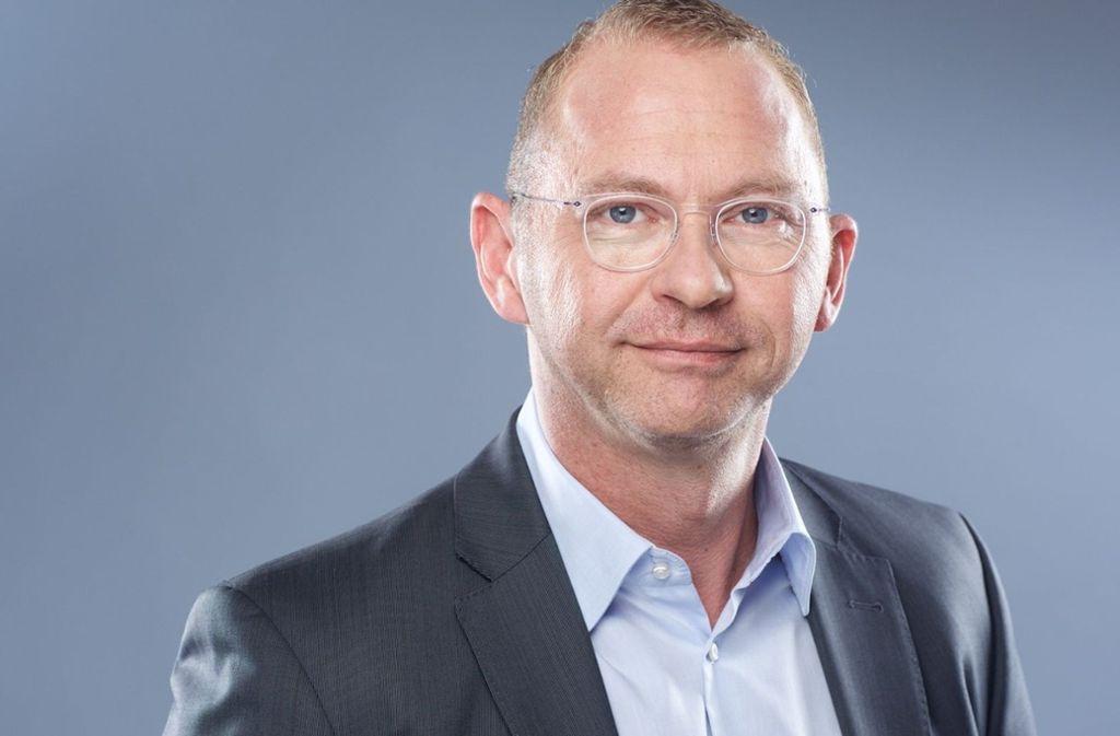 Frank Werneke soll dem dienstältesten deutschen Gewerkschaftschef, Frank Bsirske, nachfolgen. Foto: Kay Herschelmann