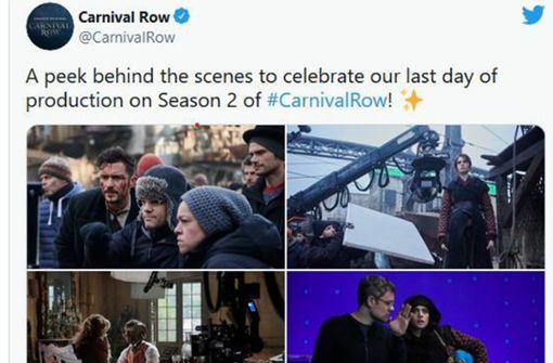 """Wann kommt """"Carnival Row"""", Staffel 2?"""