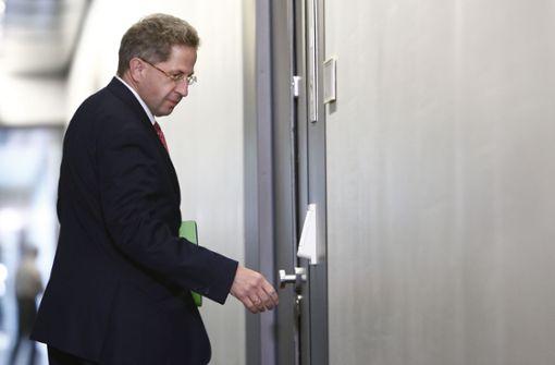 Verfassungsschutzpräsident führte 237 Gespräche mit Politikern
