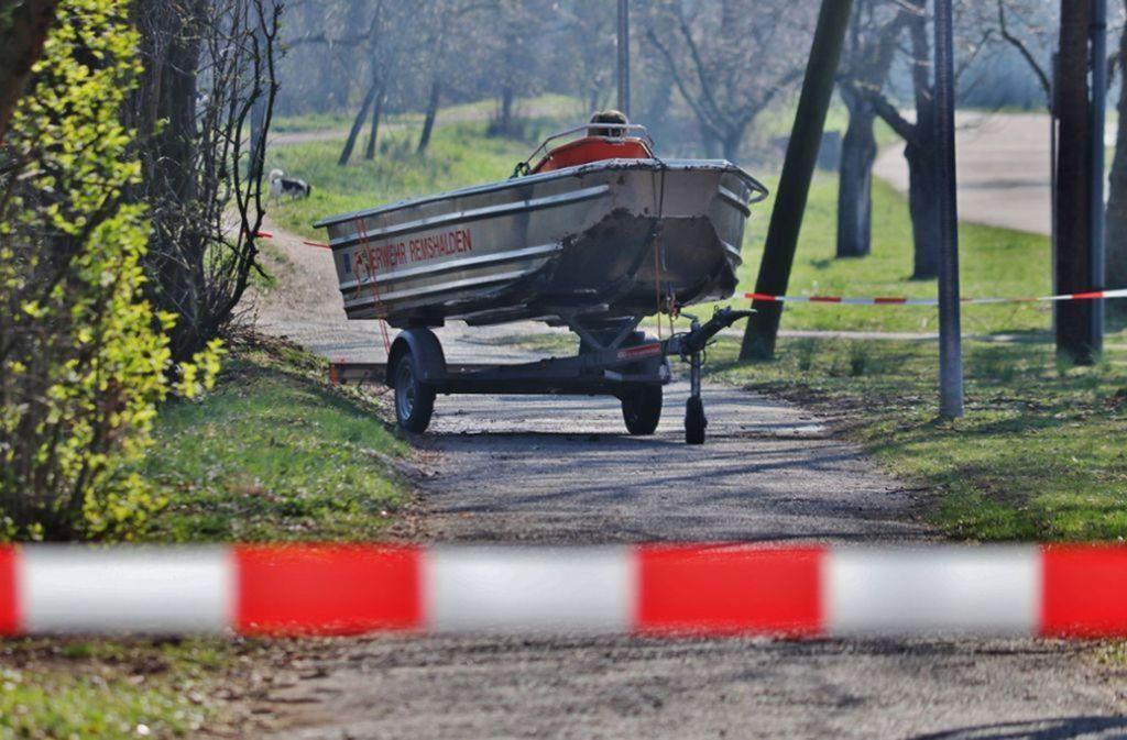 Die Leiche wurde am Samstag von einem Spaziergänger entdeckt. Foto: 7aktuell.de/Kevin Lermer