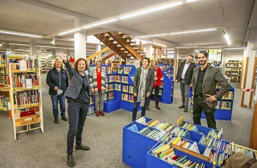 Rückenwind für eine starke Bibliothek