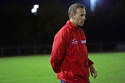 Rückhalt für den Trainer ohne Torjäger