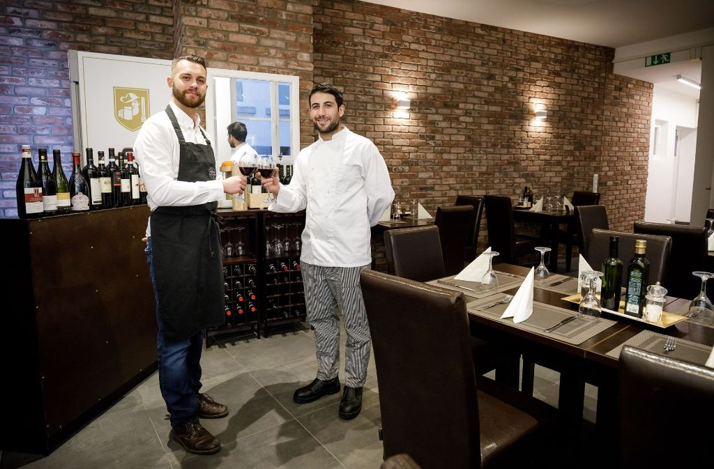 Italienisches Restaurant Fellbach