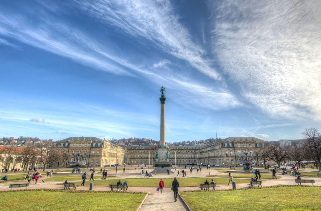 Stuttgart hat seine Position in einem  Ranking  des Berlin-Instituts deutlich verbessert. Foto: 7aktuell.de/Daniel Jüptner