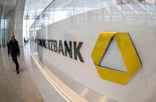 Commerzbank blickt nach vorn