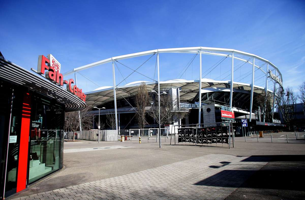 Die Studie von Cum Ratione hat alle Fan-Shops der Bundesligisten auf ihre nachhaltigen Artikel untersucht. Foto: Pressefoto Baumann/Hansjürgen Britsch