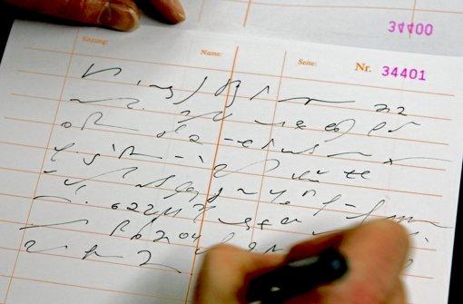 So schnell schreiben, wie man denkt