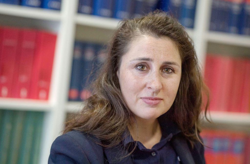 Ein Zwangsgeld gegen die Stadt Bochum hat Sami A.s Anwältin Seda Basay-Yildiz beantragt. Foto: dpa