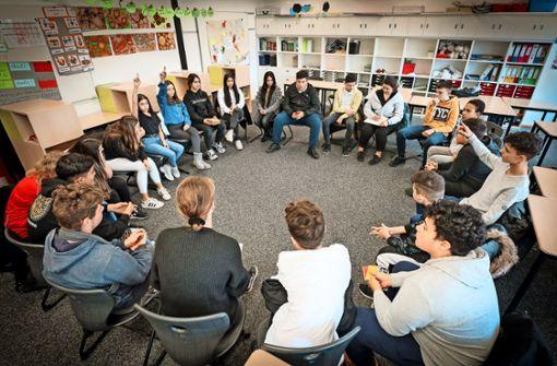 Das soziale Klassenzimmer