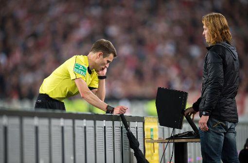 Videobeweis bringt dem VfB erstmals Glück