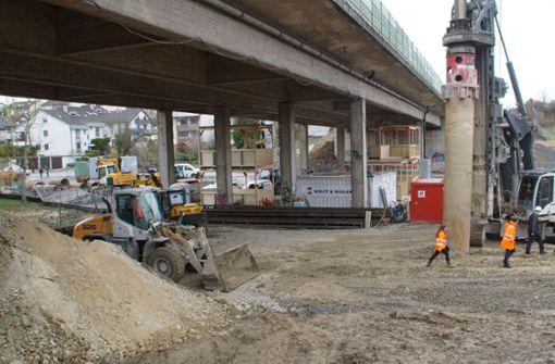 B27-Brücke wird drei Tage lang gesperrt