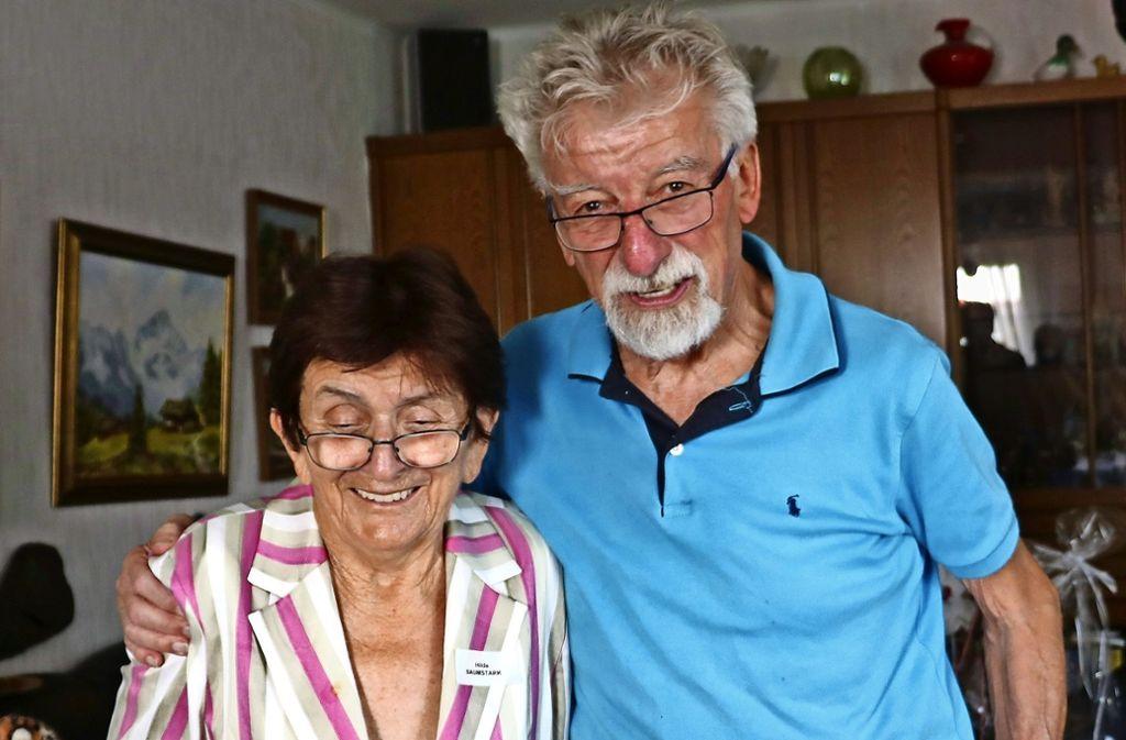 Das Jubelpaar wohnt seit 58 Jahren in Feuerbach. Foto: Torsten Ströbele