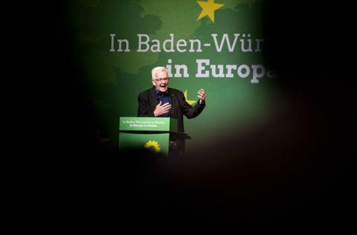 Grüne gehen mit der CDU ins Gericht