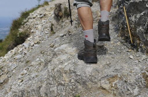 Bergsteiger stürzt in den Tod