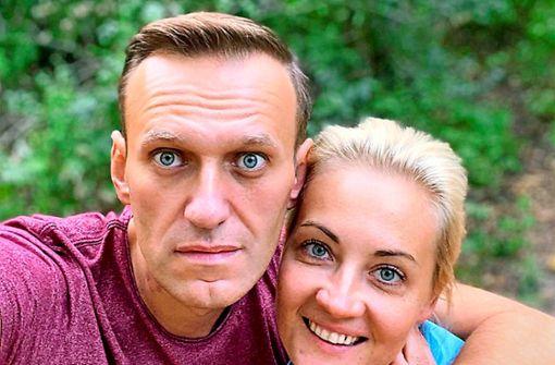 Alexej Nawalny kehrt zurück nach Moskau