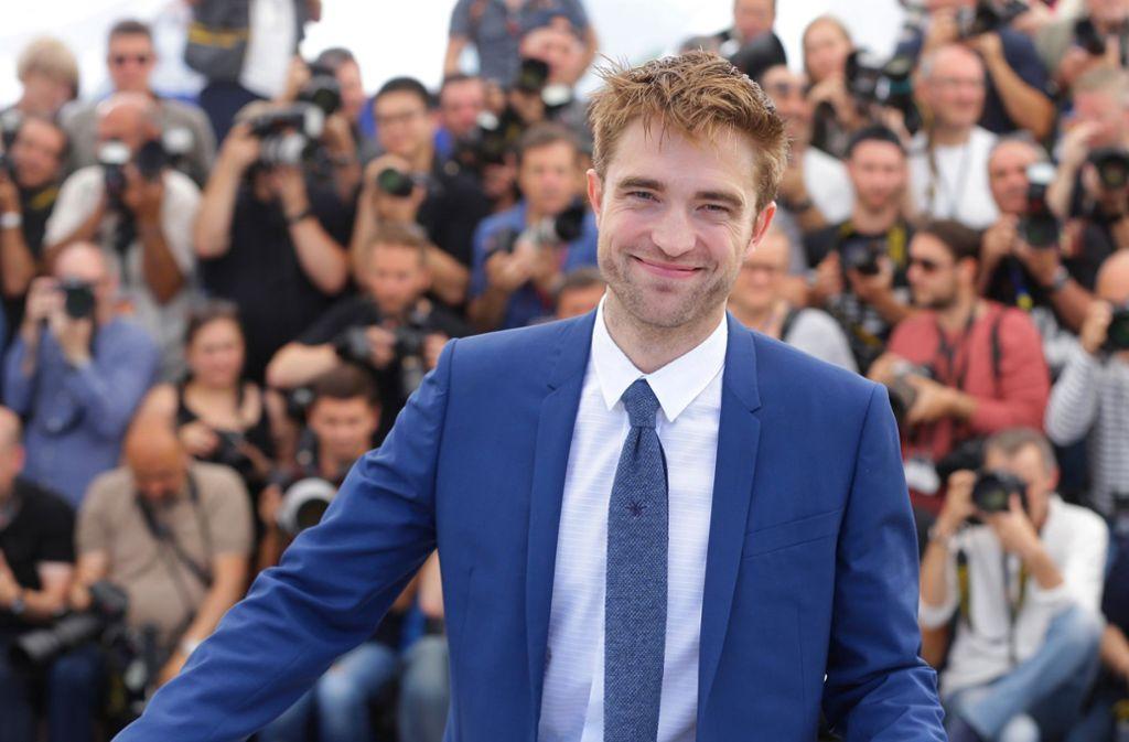 """Wird Robert Pattinson der neue """"Batman""""-Darsteller? Foto: dpa"""