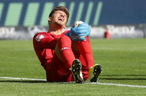 Spieltagsblog: Das sagt Gregor Kobel zu seiner Verletzung