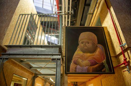 Wo in der Stadt überall Kunst entsteht