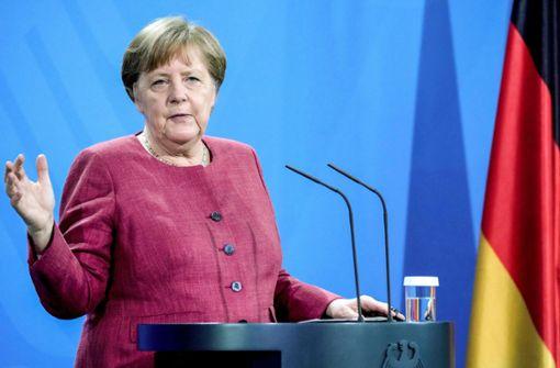Angela Merkel warnt  vor nächster Pandemie