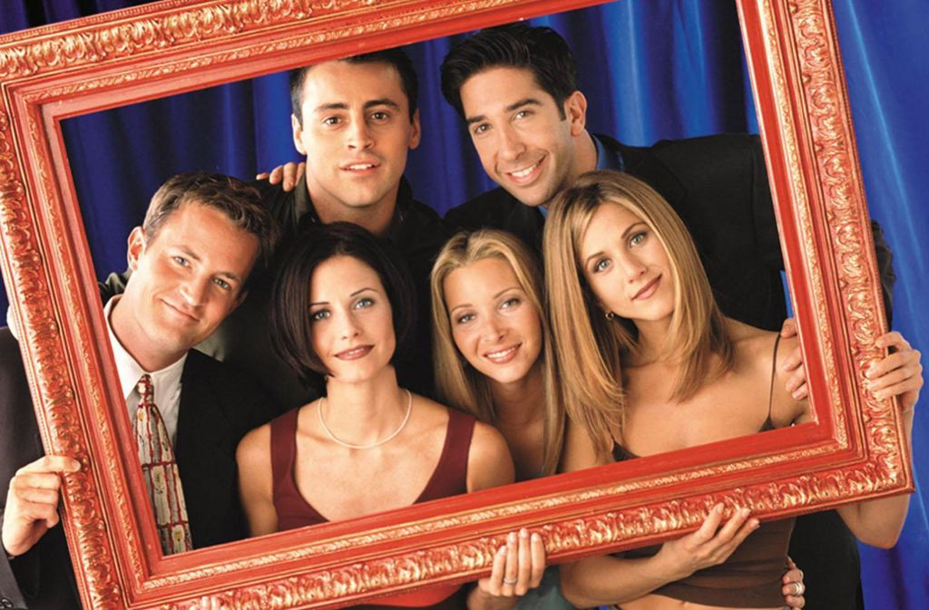 """""""Friends"""" ist bei Netflix nur noch bis Ende des Jahres zu sehen Foto: AP"""