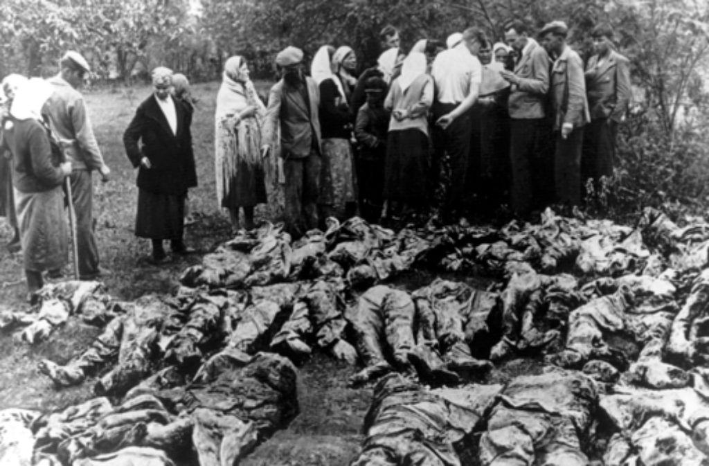 Die Morde von Katyn sind historische Tatsache – und auch sonst hat sich Kerr wieder an reale Personen und Ereignisse angelehnt. Foto: dpa