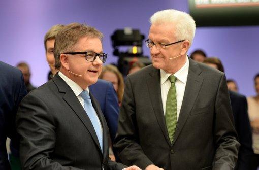 CDU-Landesvorstand stimmt für Verhandlungen