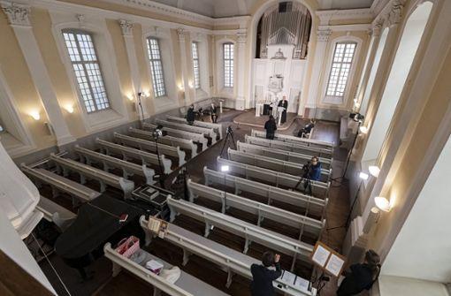 Religiöses Leben läuft im Südwesten langsam wieder an