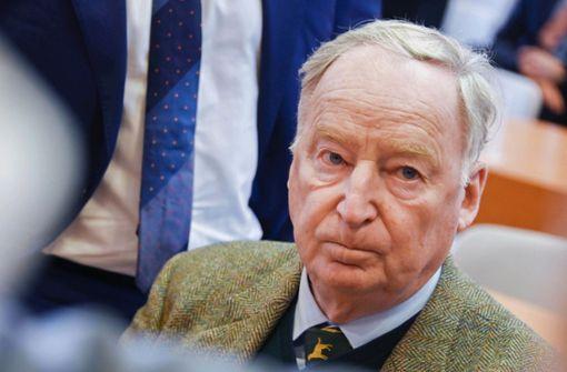 Gauland geht von Erfolg für Kalbitz im Streit um Rauswurf aus
