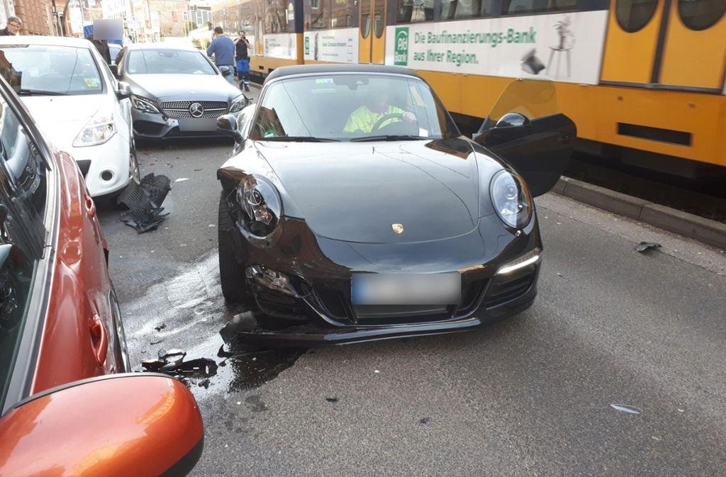 Nach Dem Porsche